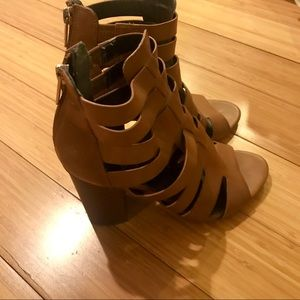 Sam Edelman platform gladiator sandals